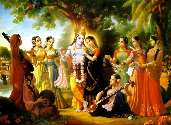 Krishna Astagopis