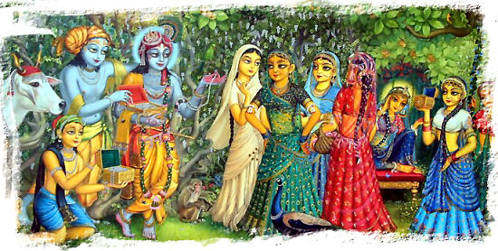 The Vara Gopis